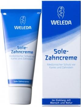 Weleda Sole Zahncreme 75ml
