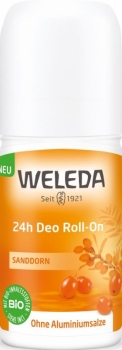 Weleda 24h Deo roll on Sanddorn 50ml