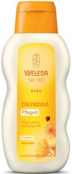 Weleda Baby Pflegeöl Calendula - ohne Duft 200ml