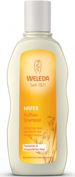 Weleda Hafer Aufbau Shampoo - trockenes strapaziertes Haar 190ml