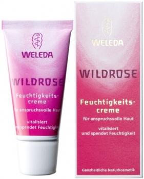 Weleda Wildrosen glättende Feuchtigkeitspflege - Feuchtigkeitscreme 30ml