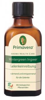 Primavera Wintergreen Ingwer Gelenkeinreibung 50ml