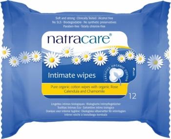 Natracare Intim Pflegetücher - Intimpflege