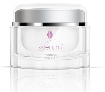 Yverum Hyaluron Creme 24h 50ml