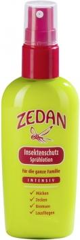 Zedan Insektenschutz Sprühlotion Intensiv 100ml