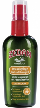 Zedan Intensivpflege Hautöl 100ml