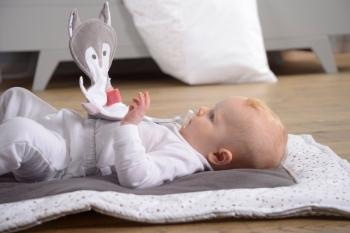 Baby Krabbeldecke Sterne Organic
