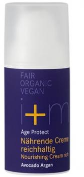 i+m Age Protect Creme reichhaltig Avocado Argan 30ml