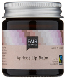 Fair Squared Lip Balm Aprikose 20ml