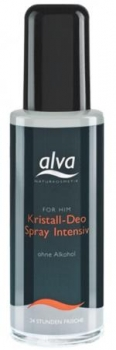 alva Kristall Deo Spray for him 75ml