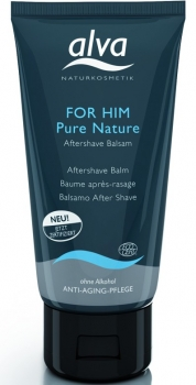 alva After Shave Balsam  for him pure nature 75ml