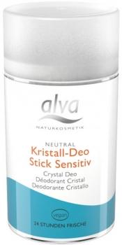 alva Kristall Deo Stick Sensitiv 90g