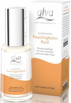 alva Sanddorn Feuchtigkeitsfluid 30ml