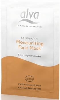 alva Sanddorn Feuchtigkeitsmaske Anti Aging 10ml