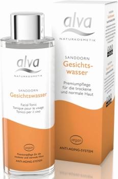 alva Sanddorn Gesichtswasser 100ml
