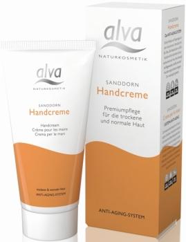 alva Sanddorn Handcreme Anti Aging 50ml