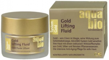 aquabio Lifting Fluid Gold 30ml