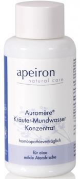 Auromere Kräuter Mundwasser homöopathieverträglich 100ml