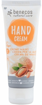 Benecos Handcreme Classic Sensitive 75ml