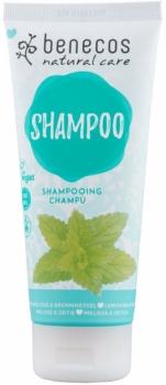 Benecos Shampoo Zitronenmelisse & Brennessel 200ml