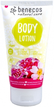 Benecos Bodylotion Granatapfel Rose 150ml
