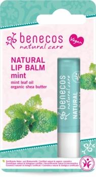 Benecos Lip Balm Mint 4,8g