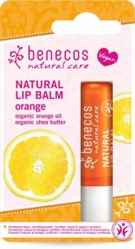 Benecos Lip Balm Orange 4,8g