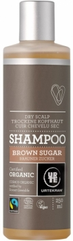 Urtekram Shampoo Brown Sugar