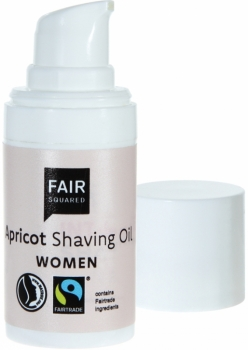 Fair Squared Aprikosen Rasieröl Women 15ml