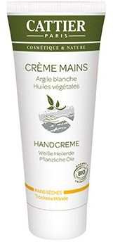 Cattier Heilerde Handcreme 75ml