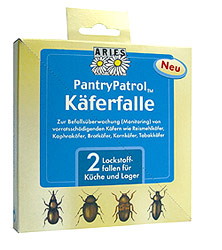 Aries Käferfalle Pantry Patrol