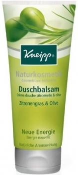 Kneipp Duschbalsam Zitronengras Olive 200ml