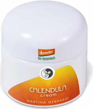 Martina Gebhardt Calendula Cream - Baby Kinder Creme 50ml