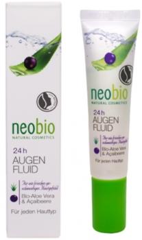 neobio 24h Augenfluid 15ml
