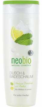 neobio Badeschaum 250ml