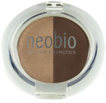 neobio Eyeshadow Duo No 02