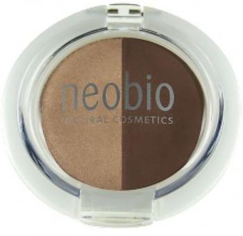 neobio Eyeshadow Duo No 02