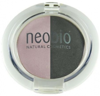 neobio Eyeshadow Duo No 01