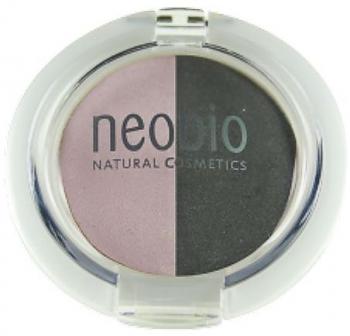 neobio Eyeshadow Duo No 01