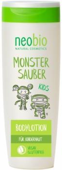 neobio Kids Bodylotion Monstersauber 250ml
