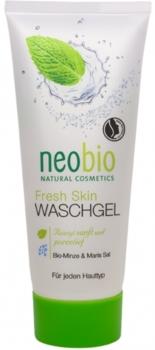 neobio Fresh Skin Waschgel 100ml