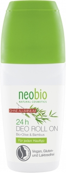 neobio 24h Deo roll on 50ml