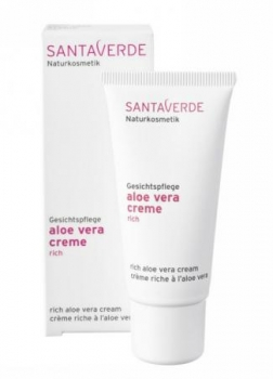 SantaVerde Aloe Vera Creme rich 30ml