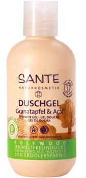 Sante Duschgel Granatapfel Acai Polywood 200ml