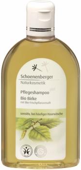 Schönenberger Pflegeshampoo plus Birke 250ml