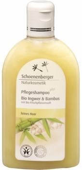 Schönenberger Pflegeshampoo plus Ingwer Bambus 250ml