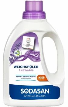 Sodasan Weichspüler Lavendel 750ml
